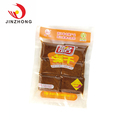 Compressed Resealable Plastic Instant Food Packaging Vacuum Storage Bag