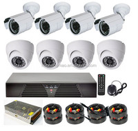 home security camera system cctv camera kit 8ch nvr and 1080p cameras