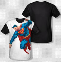 Whosale cheap Blank soft touch 100% polyester sublimation T shirt made in Pakistan