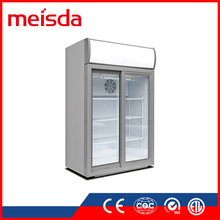 Hot sale SC105 L Vegetable display cooler,refrigerated display counters