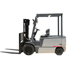 4 Ton AC Motor CPCD40 Small electric battery operated Forklift