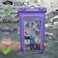 New Fashion PVC Note 3 Waterproof Case With Ipx8
