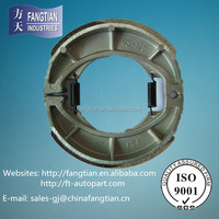 Good Quality GN125 Brake Shoe For Suzuki Motorcycle