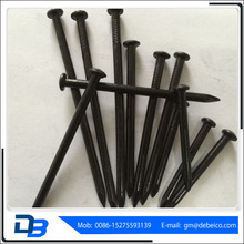 Best Quality Most Popular Black Cement Nails Length from 20mm to 100mm