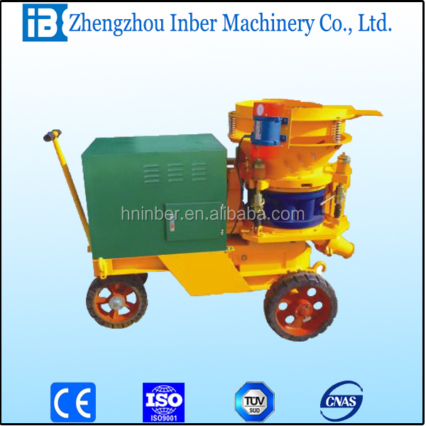 Automatic Mortar Cement Diesel Driven Spraying Machine