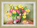 Vase 5D DIY Diamond Painting Embroidery Cross Craft Stitch Home Decor