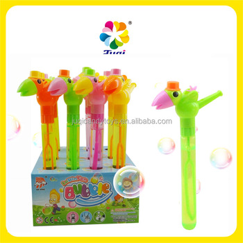 Bird Whistle Plastic Bubble Blower Bubble Toys