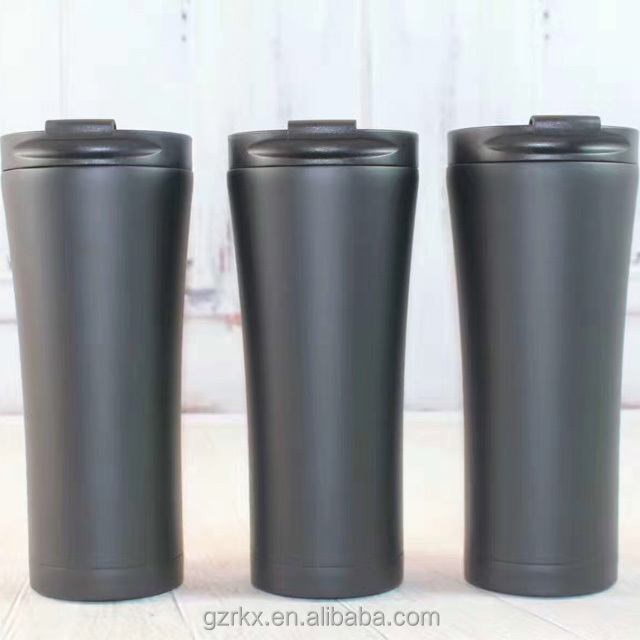 BPA FREE Vacuum Travel Coffee Mug Stainless Steel Coffee <strong>Cup</strong>,16oz double walled Travel Tumbler Thermos Mug