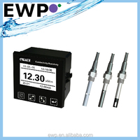 Water treatment online conductivity meter