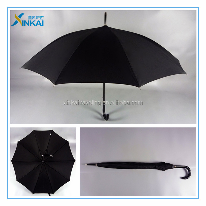 China outdoor straight business men umbrella