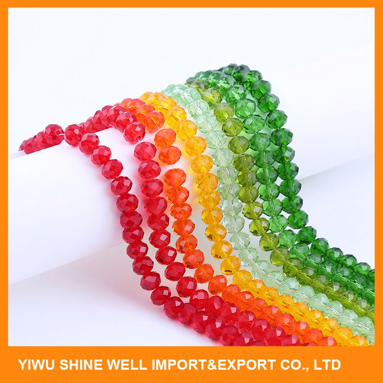 Hot Selling superior quality charms glass beads with reasonable price