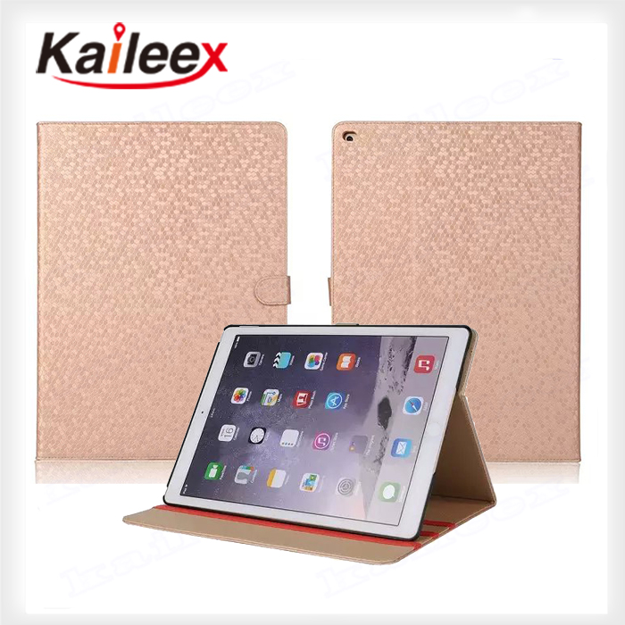 Manufactory Vintage Leather Case For iPad Pro 12.9 Wallet Case Cover
