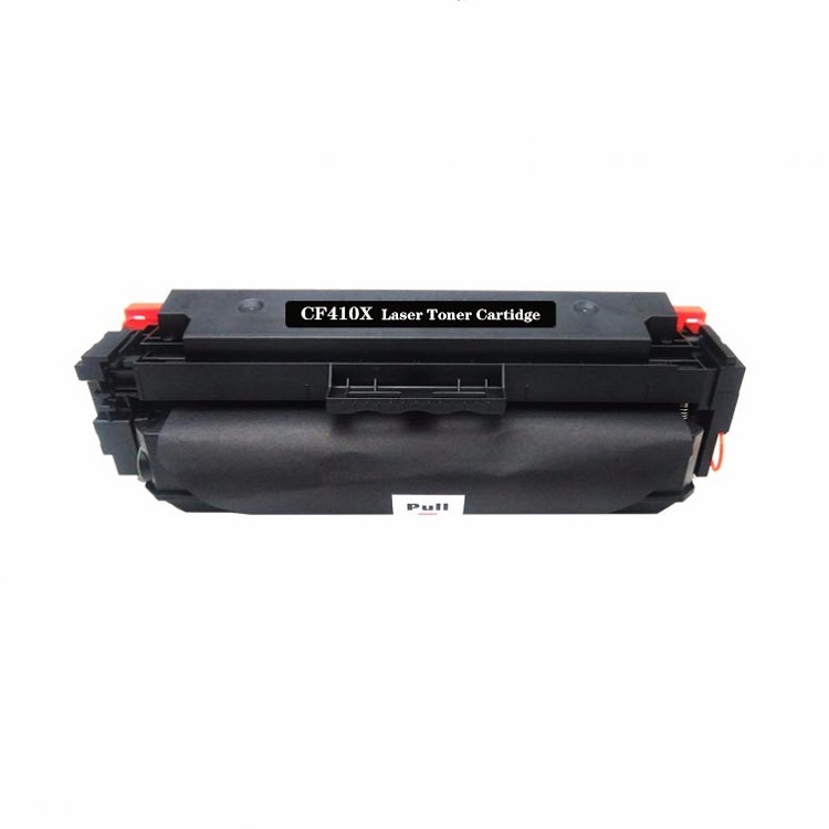 For hp black CF410X laser toner compatible for printer M452DN M477FNW