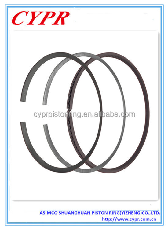 CYPR PISTON RING RACER CIELO LANOS,DIA76.5MM