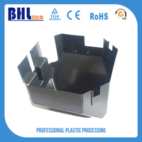Low cost customized fruit plastic crate casing cover sheets