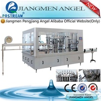 Chinese mineral water plant manufacturers automatic mineral water production line for sale