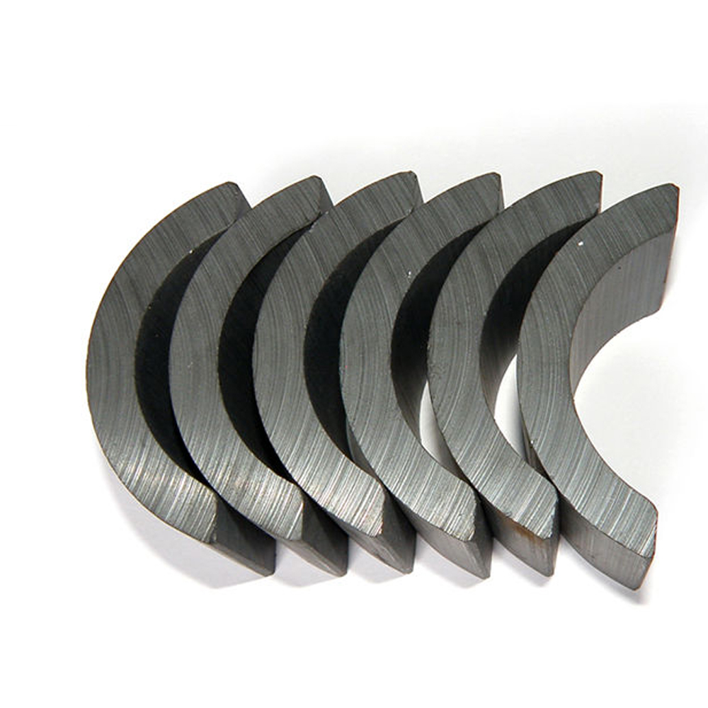 Arc Ferrite Magnet For Industrial Motors