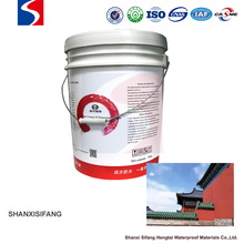 JS Compound Polymer Modified Cement Waterproof Coating for roof,swimming pool