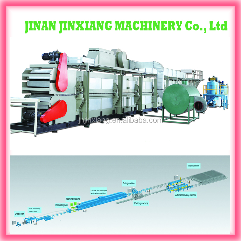 machine for phenolic foam board
