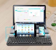 Creative fashion bluetooth keyboard