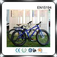 26 inch All Alloy Lithium Battery 10ah fat tire beach cruiser 48v 500w electric atv quad bike