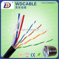 cat5e with 2c power cable