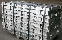 2016 new products for zinc ingot and zinc alloy