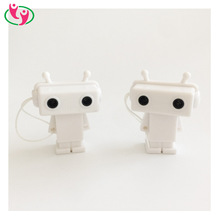 Novelty Robot Shaped Audio Music Splitter for Promotion