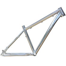 Custom Aluminum Bicycle Frame