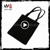 Good quality beautiful 100% cotton canvas tote bags