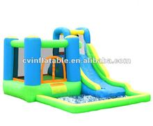 commercial inflatable bouncer castle,jumping castles inflatable water slide