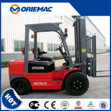 telescopic forklift YTO Used electric forklift CPD30 for sale