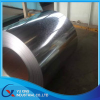 Small spangle hot dip galvanized steel coil