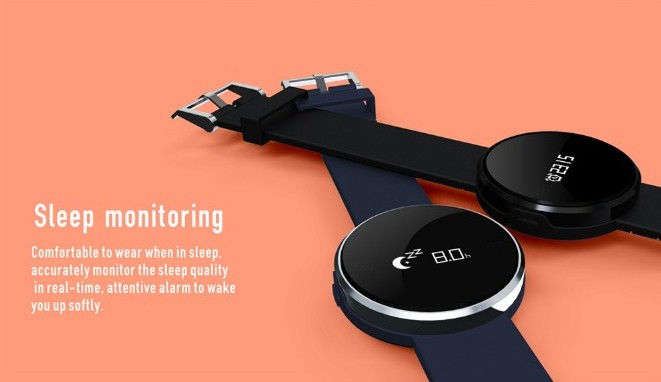 BT Wireless Sports Wristband Heart Rate Smart Watch Blood Pressure Monitor IP68 Waterproof Heart Rate For Xiaomi