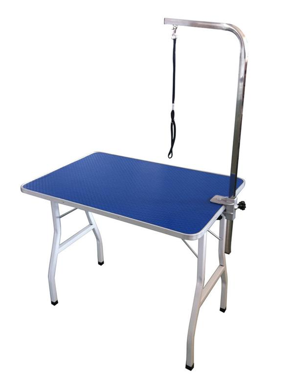 Professional adjustable hydraulic dog grooming table
