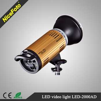 LED strobe light 2000WS