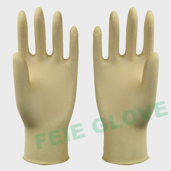 cute cleaning latex glove raw materials hair salon gloves walmart