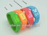 Creative wristbands 2.0 usb flash drive with watch