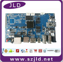 New promotional circuit board for 32 inch LCD bus tv monitor with 3g and wifi function