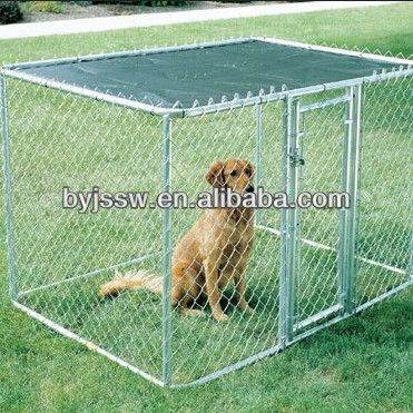 Cheap Lows Chain Link Dog Kennels