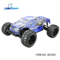 1/10 RC Electric car - Brushed Off Road 4WD Monster Truck SE1031
