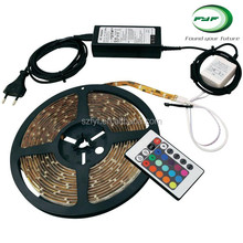 Factory Supplier color changeable led strip lights with CE certificate