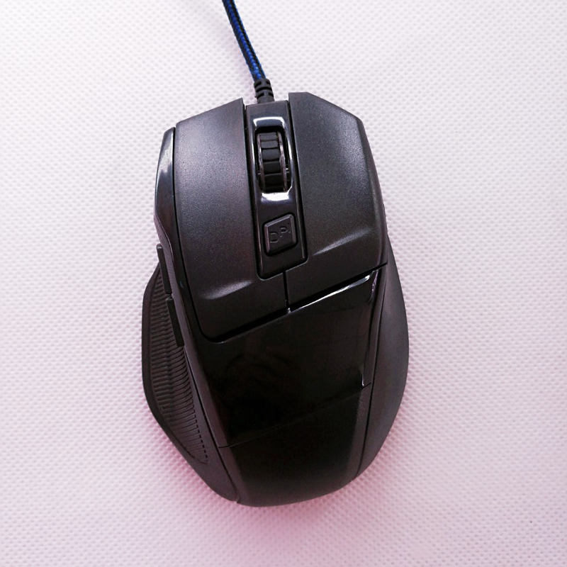 2019 Cool Hot Selling Manufacturer 6D UV USB gaming mouse GM-123