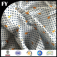 Custom digital printing poplin fabric