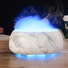spa living room office portable ultrasonic electrical essential Oil aroma lamp Diffuser