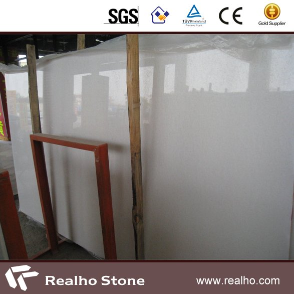 Hot Sale Crystal White Marble Slab Price