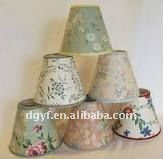 paper lampshade,cone shaped lamp shades,fabric lampshade in factory price