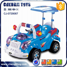 RC ride on car toy baby electric car with music