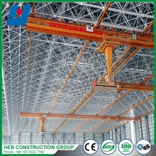 Steel Roof Construction Structures Made In China