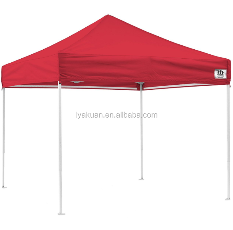 Promotion Pop Up Event Steel Frame outdoor Canopy / Advertising Canopy tent
